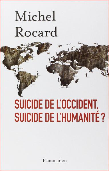 انتحار الغرب.. انتحار البشرية
