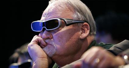 Regarder des films en 3D aiderait à améliorer la «puissance» du cerveau
