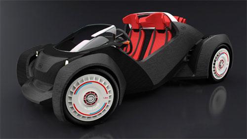 طباعة ثلاثيّة الأبعاد لتصنيع أسرع وأقل كلفة