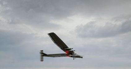 Solar Impulse forcé d'atterrir au Japon sur sa route prévue vers Hawaï à cause de la météo