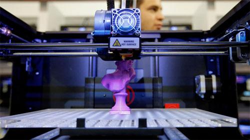 الاستخدامات اليومية للطباعة المجسمة