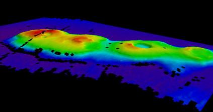 Des volcans sous-marins découverts au large de Sydney