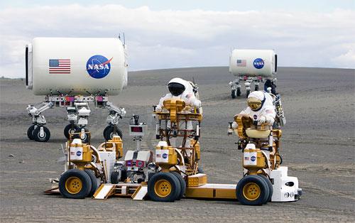 """""""ناسا"""" تُوجل أول رحلة مأهولة إلى المريخ لعامين أخرين"""