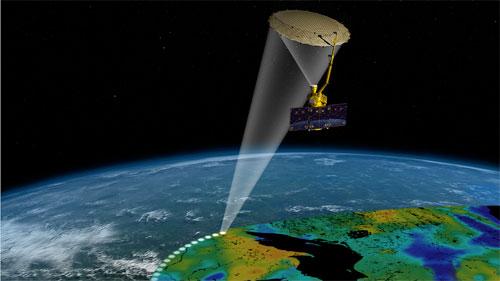 «ناسا» تطور قمراً لقياس رطوبة التربة