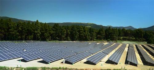 الطاقة الشمسية تمد اليابان بـ10% من احتياجاتها