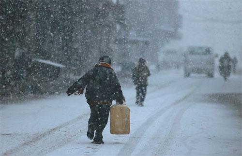 الشتاء القادم سيكون الأكثر برودة منذ 30 عاماً