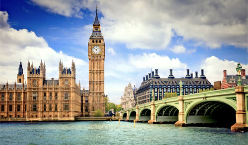 """لندن.. أول توقف لساعة """"بيغ بن"""" منذ نحو 4 عقود"""
