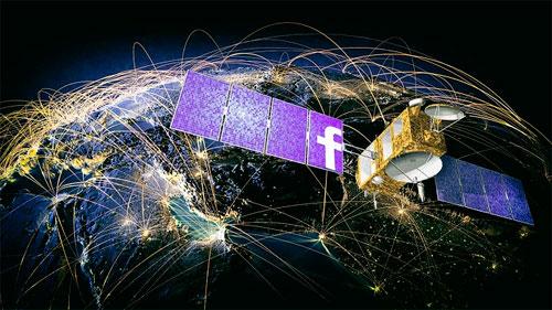 """""""فيس بوك"""" يعمل على توصيل الإنترنت لقارة أفريقيا"""