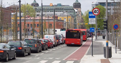 Oslo moves to ban cars from city center