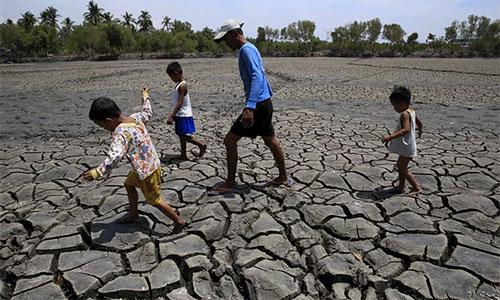 690 مليون طفل معرضون للخطر نتيجة تغير المناخ