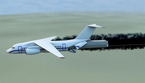 اختراع كبسولة تحمي حياة المسافرين بالطائرات