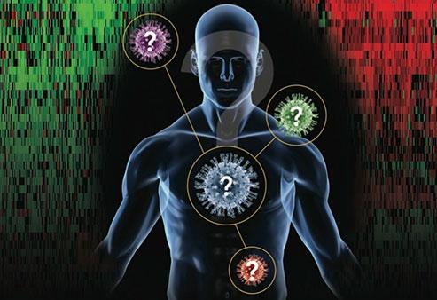 علماء يطورون اختباراً يميز بين العدوى الفيروسية والبكتيرية في الجهاز التنفسي