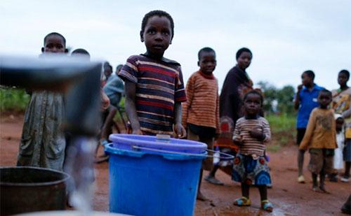 28 مليون أفريقي في خطر بسبب قلة الأمطار والنينيو