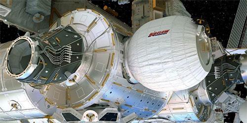 «غرف فندقية» في الفضاء ..قريبا