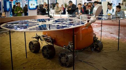 الصين تعلن تاريخ هبوط مسبارها على كوكب المريخ