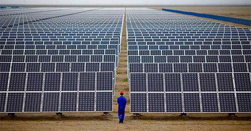 الخلايا الشمسية: إنتاج الوقود وحماية البيئة