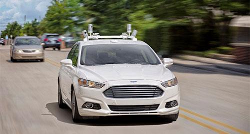 فورد تطلق سيارات ذاتية القيادة بحلول 2021