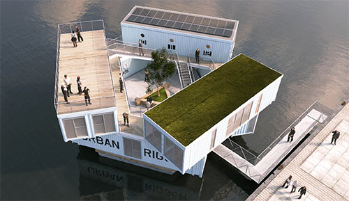 المنازل البرمائية... أمل المدن الغارقة والمزدحمة