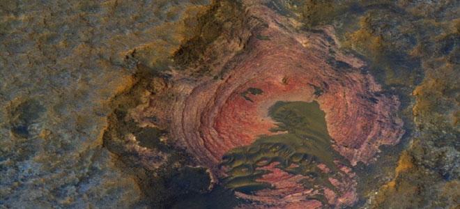 ناسا تنشر صورة فوتوغرافية فريدة لسطح المريخ
