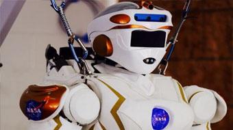 Des robots à la conquête de l'espace