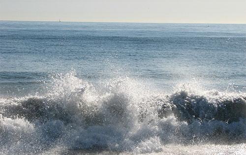 اثار تلوث كيميائي في اعمق اعماق المحيطات