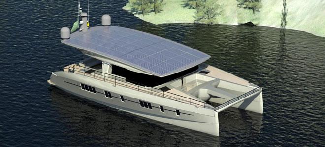 سولار ويف: يخت يعمل بالطاقة الشمسية