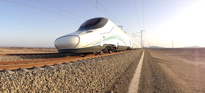 قطار فائق السرعة لحجاج بيت الله الحرام في 2018