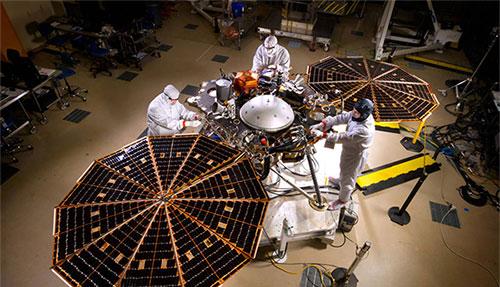 Dans les coulisses de Mars Insight, le premier sismomètre de la Planète rouge