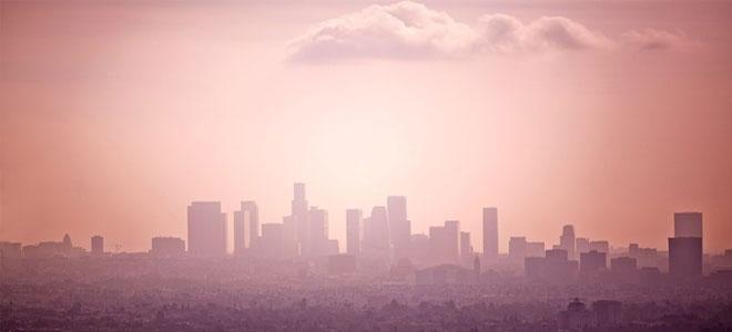 كاليفورنيا الأكثر تلوثاً في الولايات المتحدة