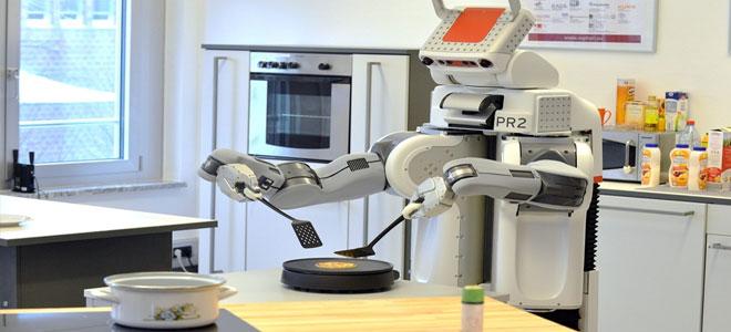الروبوتات تهدد مستقبل البشر