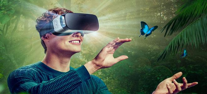 الولايات المتحدة تهيمن على سوق الواقع الافتراضي
