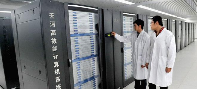 الصين تحافظ على صدارة قائمة أقوى الحواسيب العملاقة في العالم