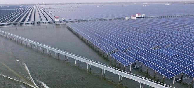 الصين تفتتح أكبر محطة طاقة عائمة في العالم!