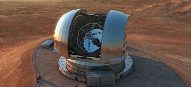 أكبر تلسكوب في العالم.. جاهز للعمل عام 2024