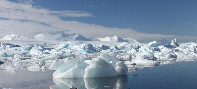 دراسة تؤكد توسع المناطق الخالية من الجليد بالقارة القطبية الجنوبية