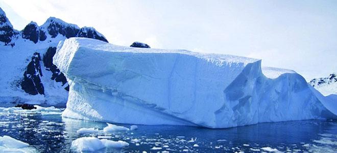 قلق من سرعة ذوبان الجليد