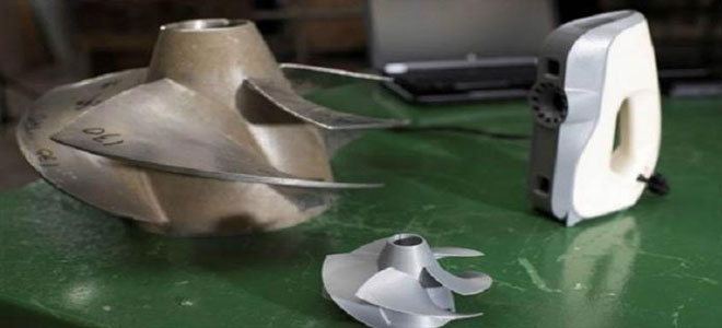 الطباعة ثلاثية الأبعاد تدخل مجال الصيانة في الأسطول الهولندي