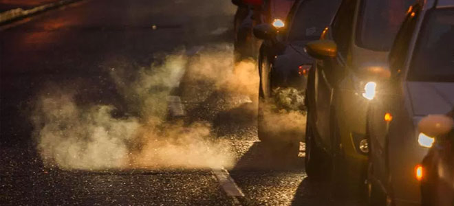 بريطانيا تفرض ضريبة على السيارات الملوثة للهواء