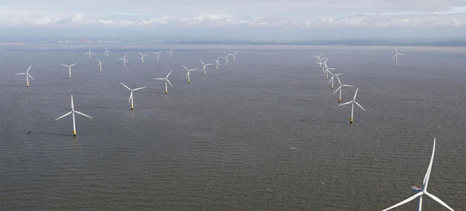 محطة رياح في عرض البحر قد تدعم العالم أجمع بالطاقة!