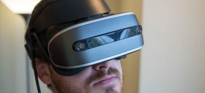 تحذير.. نظارات الواقع الافتراضي تضر البصر