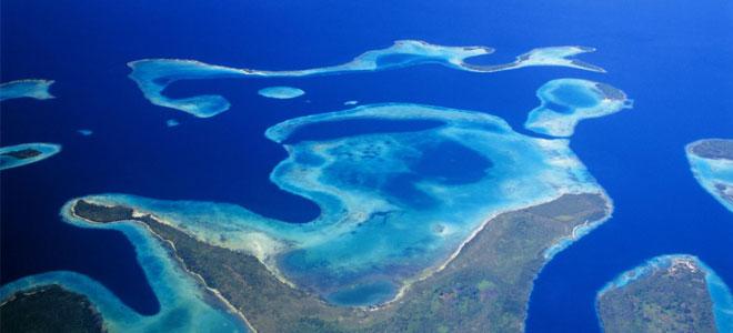العلماء يحذرون: جزر كثيرة اختفت بسبب التقلب المناخي