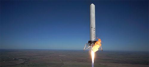 SpaceX veut accélérer le rythme de ses lancements en 2018