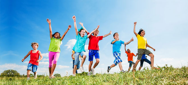 النشاط البدني يحسن المستوى الدراسي للأطفال