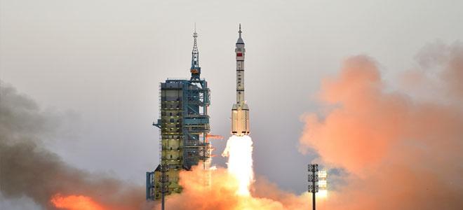 الصين تطلق قمرا صناعيا لاستكشاف الموارد الطبيعية