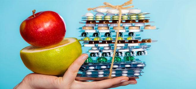 المكملات الغذائية.. فوائد قليلة وأضرار لا تحصى