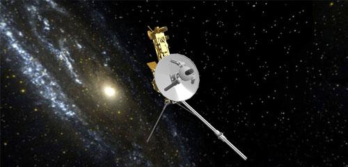 Voyager 1 : la Nasa rallume des propulseurs éteints depuis 37 ans !