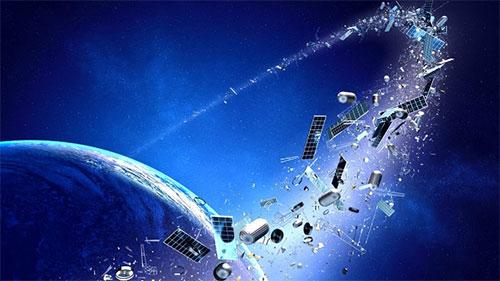 Des chercheurs chinois veulent pulvériser les débris spatiaux à coup de lasers