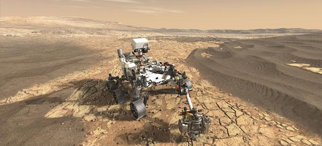 دراسة أمريكية تكشف صلاحية تربة المريخ للزراعة