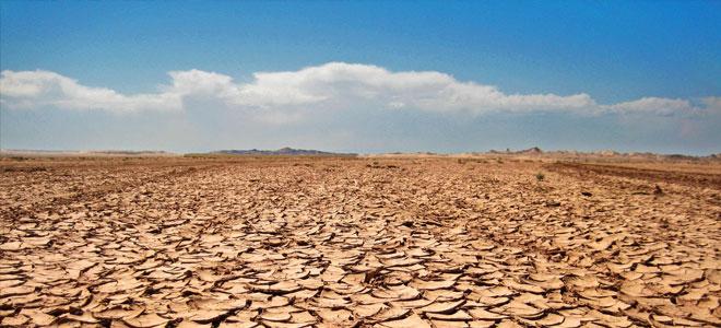 الاحتباس الحراري قد يجعل 30% من الأراضي قاحلة