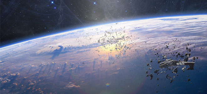 اليابان تبتكر رادارا لكشف النفايات الفضائية الصغيرة
